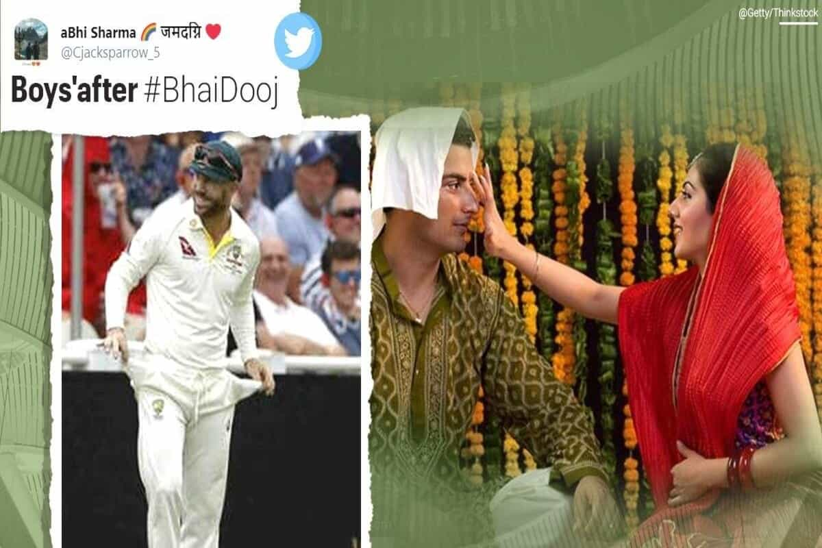 Memes about the relationship between brothers and sisters flood social media on Bhai Dooj