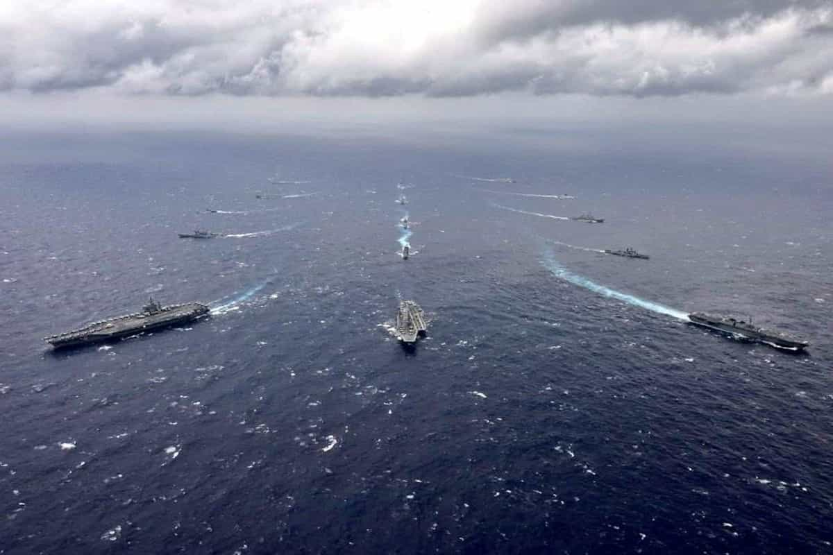 Crucial Malabar exercise from today