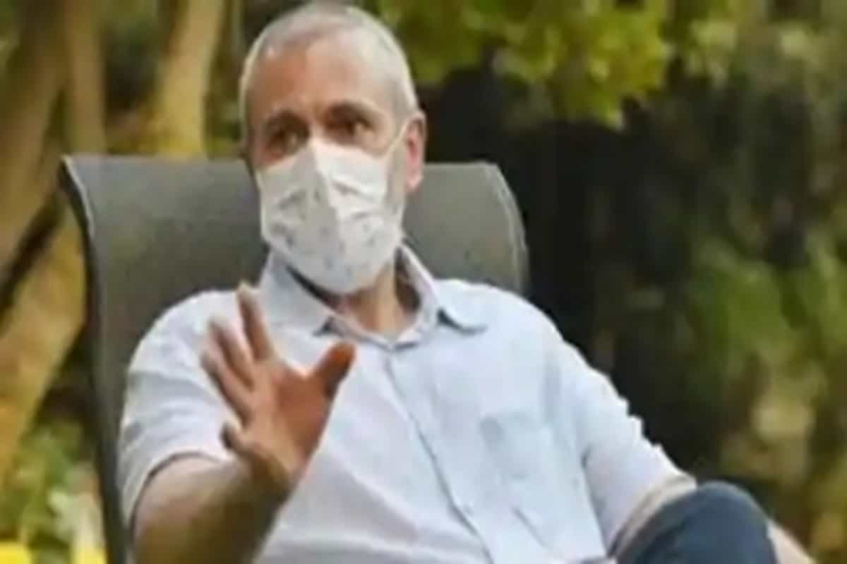 'Those who oppose BJP's ideology are labelled corrupt and anti-national': Omar Abdullah
