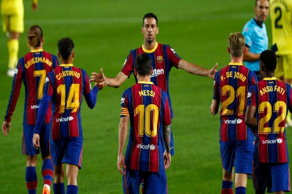 Barcelona affected the most by new salary cap in Spain
