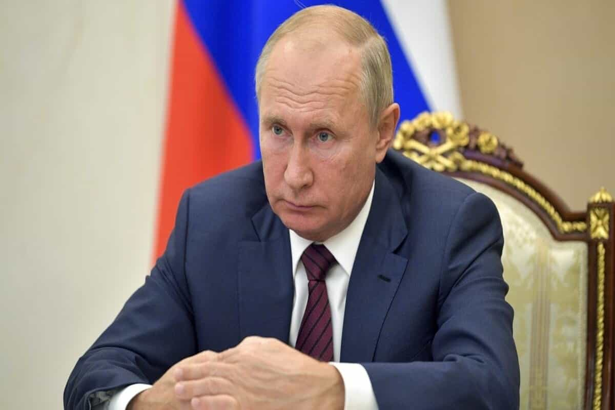 Putin says Sputnik V vaccine could be produced in India and China