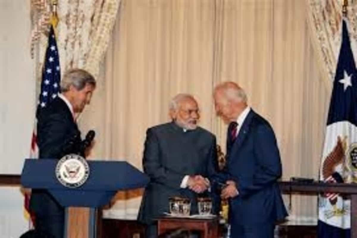 Biden's 5 priorities with India include 'strengthening democracy at home and abroad'