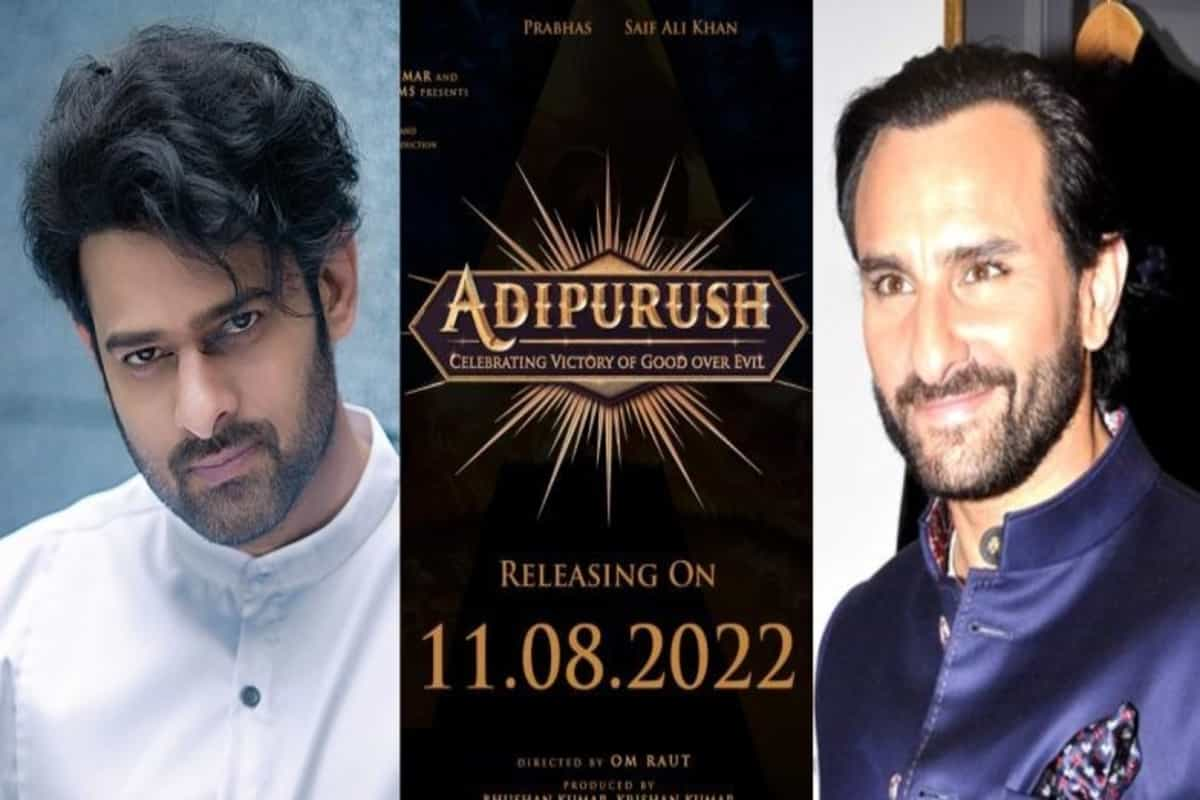 Adipurush: Prabhas-starrer to release on August 11, 2022