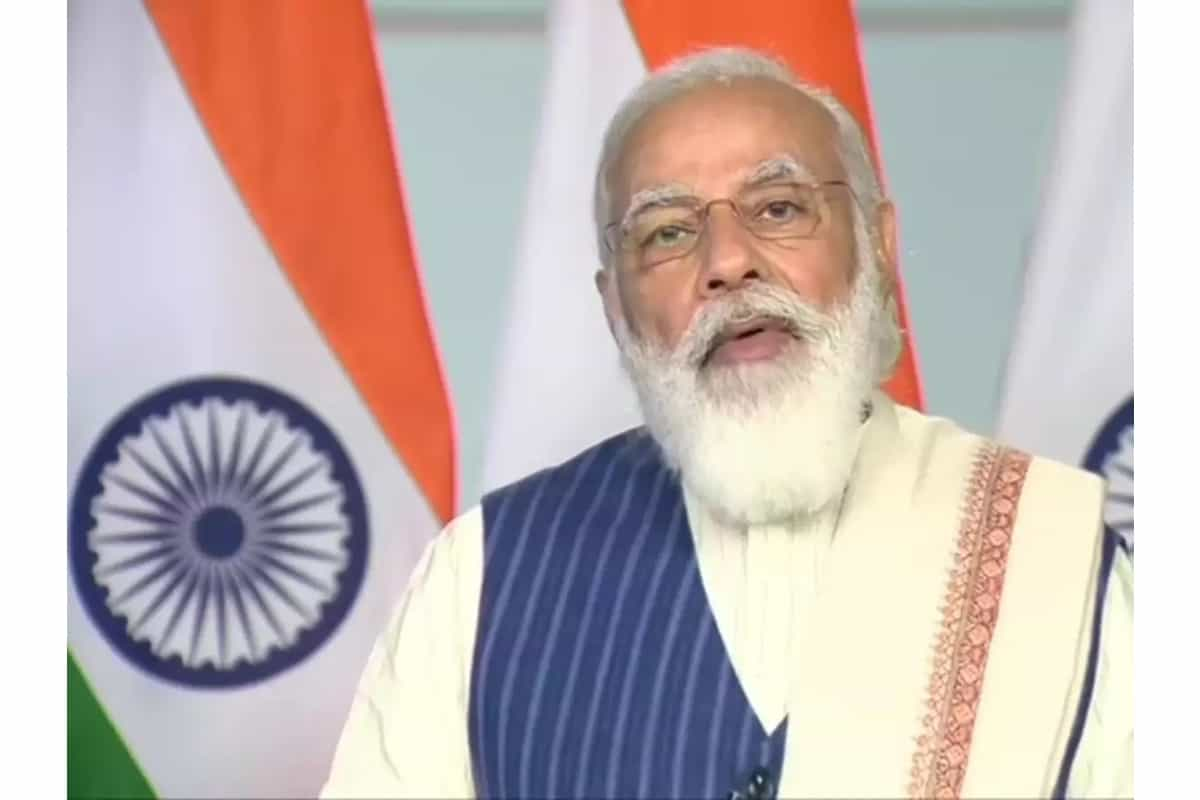 Time for tech solutions that are designed in India, but deployed for the world: PM Modi