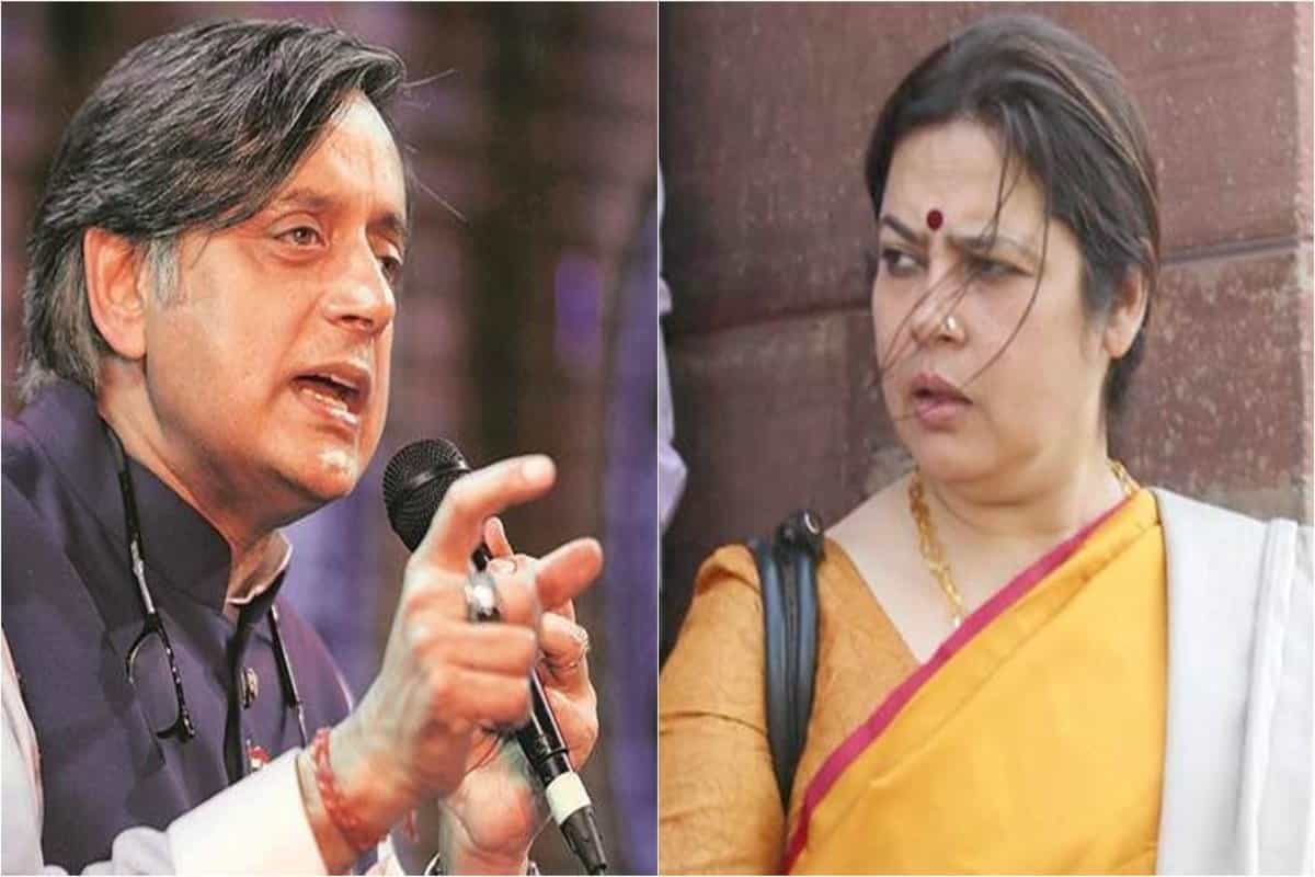 Shashi Tharoor, Meenakshi Lekhi in war of words as House panel questions Twitter