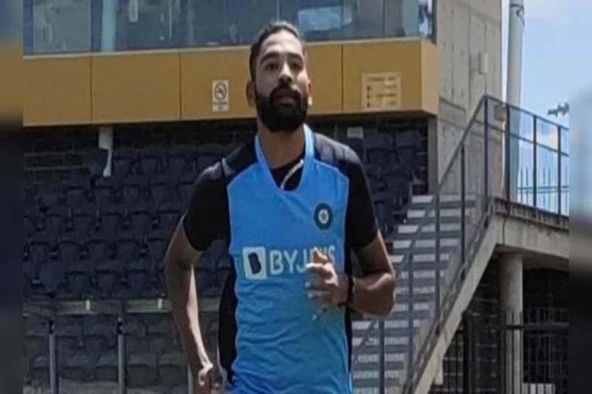 In Australia for Test series, Mohammed Siraj loses father back home