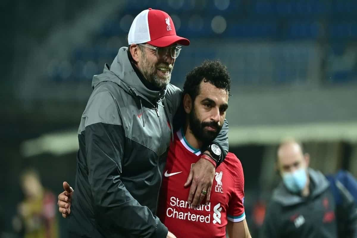 Jurgen Klopp backs Mohamed Salah after positive tests following brother's wedding