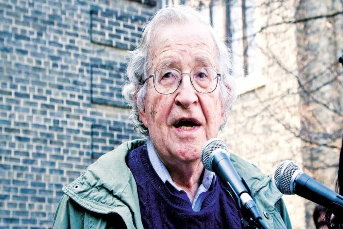 Tata Literature Live: Chomsky-Prashad discussion cancelled hours before event