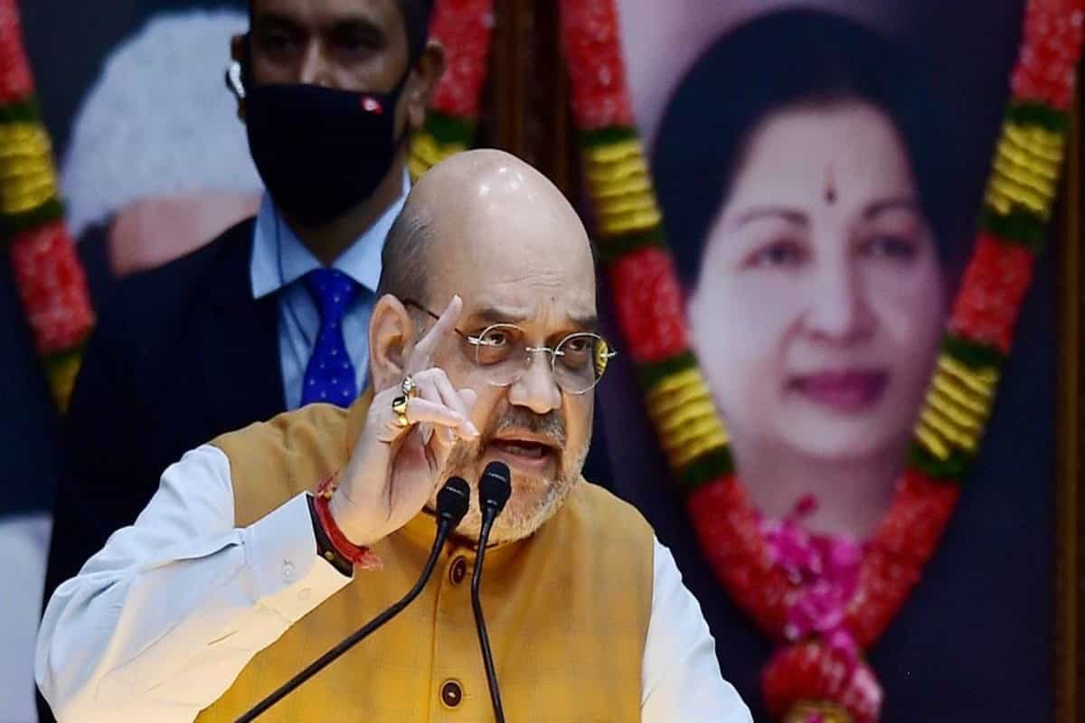 Amit Shah in Chennai, AIADMK says alliance with BJP will continue