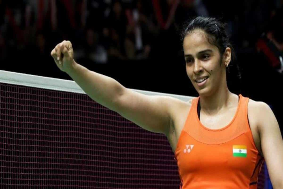 Saina Nehwal confirms that she's in 'race for Tokyo Olympics'