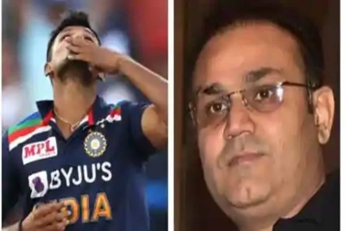 'I saw his videos and decided will surely buy him': Virender Sehwag recalls when KXIPbought TNatarajan for Rs 3 crores at 2017 auctions