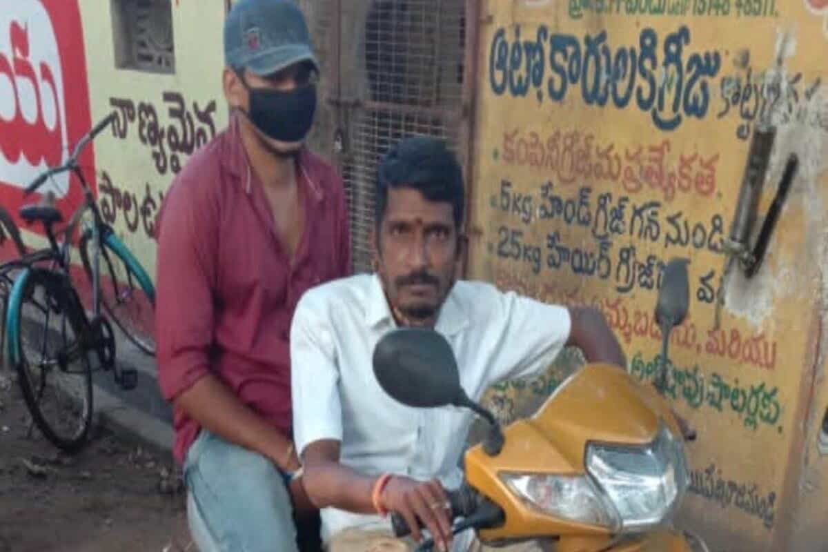 International Disability Day: This Chennai man defied odds to earn a living
