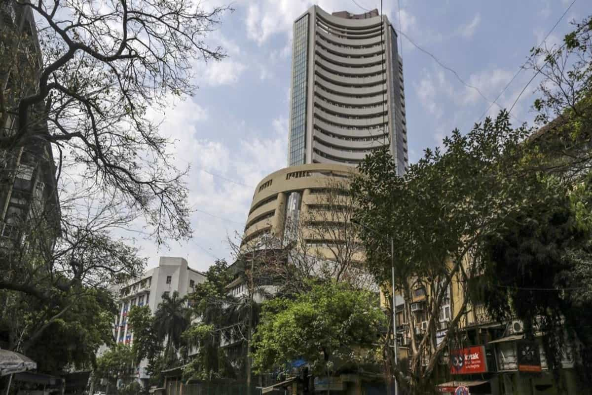 Sensex breaches 45,000-mark for the first time as RBI keeps rates unchanged