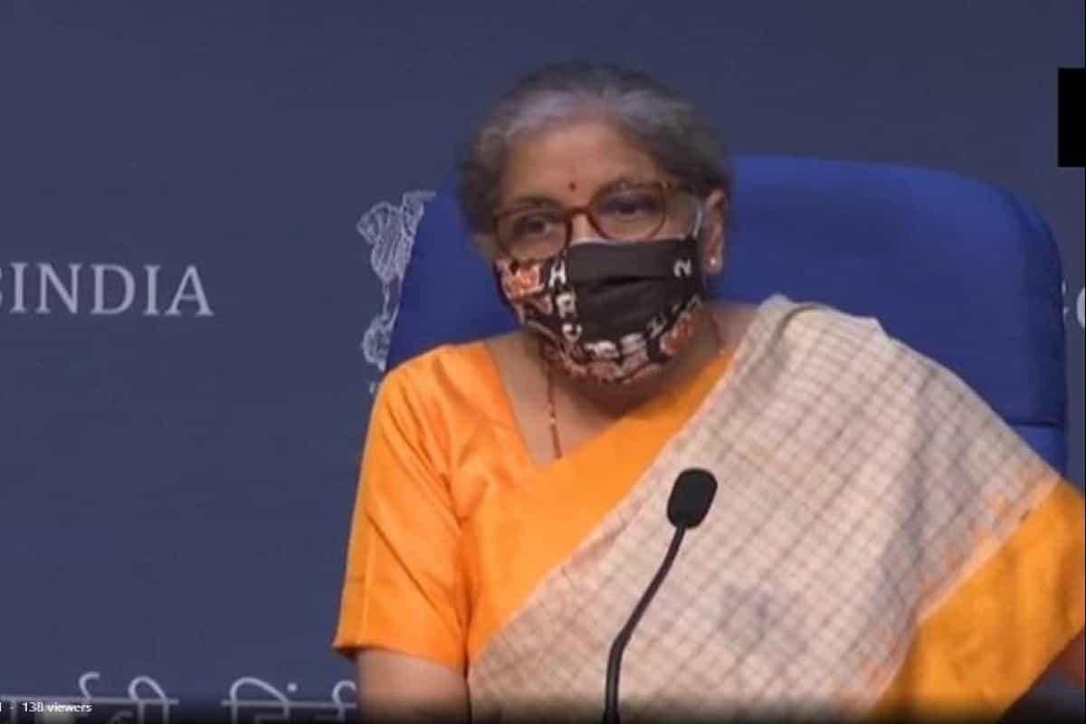 Farm laws not done in a jiffy, consultations took place at various levels: Sitharaman