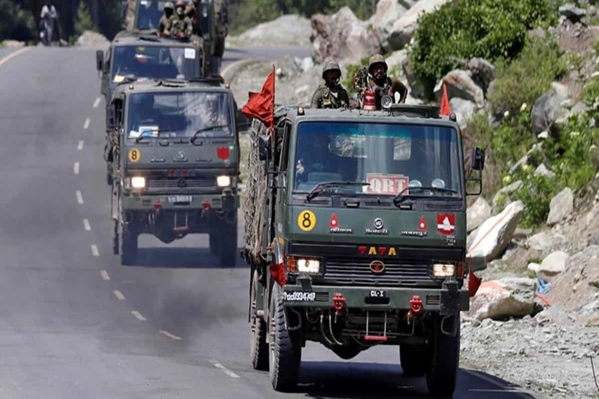 Army got political signal to identify, occupy '6-7 locations' on LAC in May