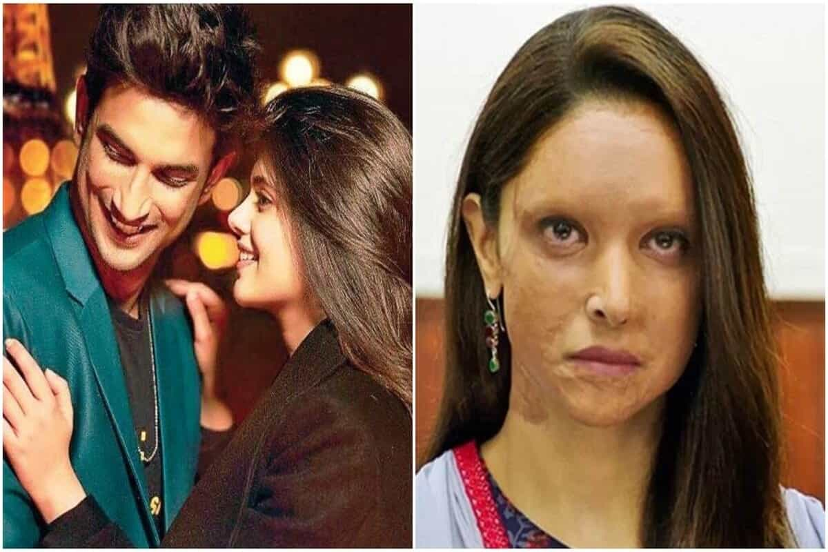 Top five most tweeted about Hindi movies of 2020: Dil Bechara, Chhapaak and more
