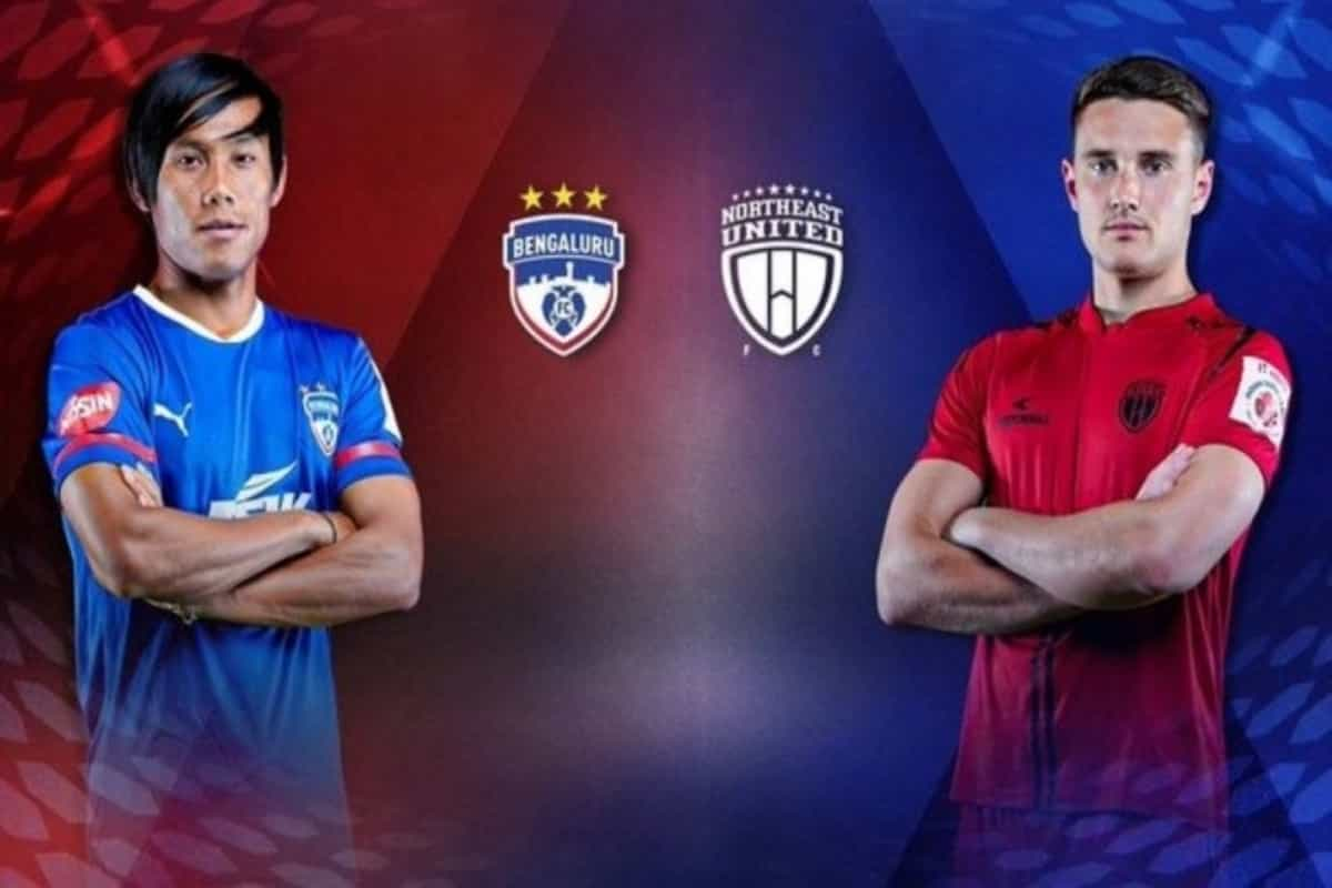 ISL 2020-21 live streaming details: When and where to watch Bengaluru FC vs NorthEast United FC
