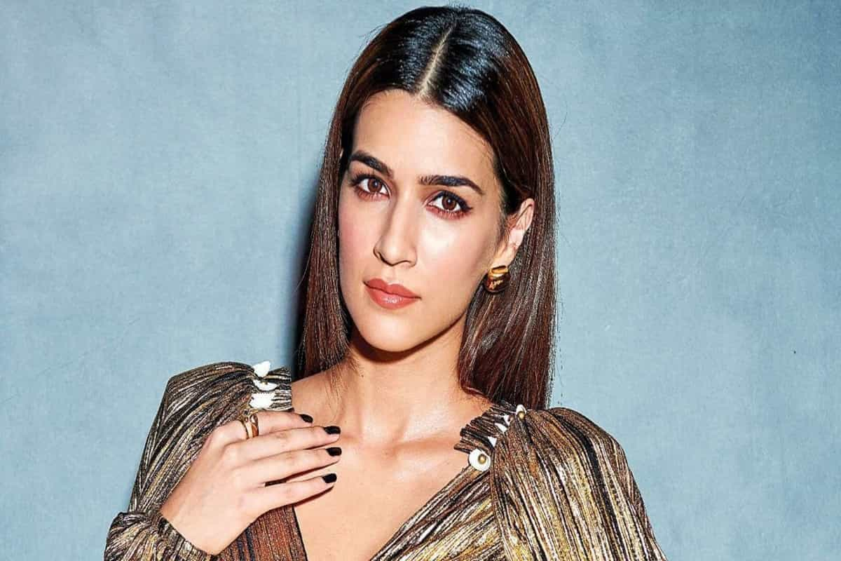 Shooting for film in Chandigarh till last week, actor Kriti Sanon tests Covid positive