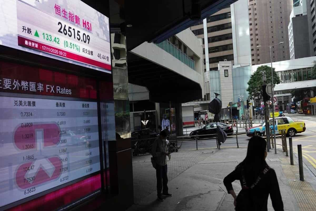 Global stocks take a breather as Brexit and US stimulus talks drag on