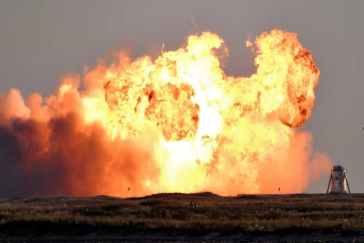 SpaceX rocket Starship explodes during landing minutes after successful test launch