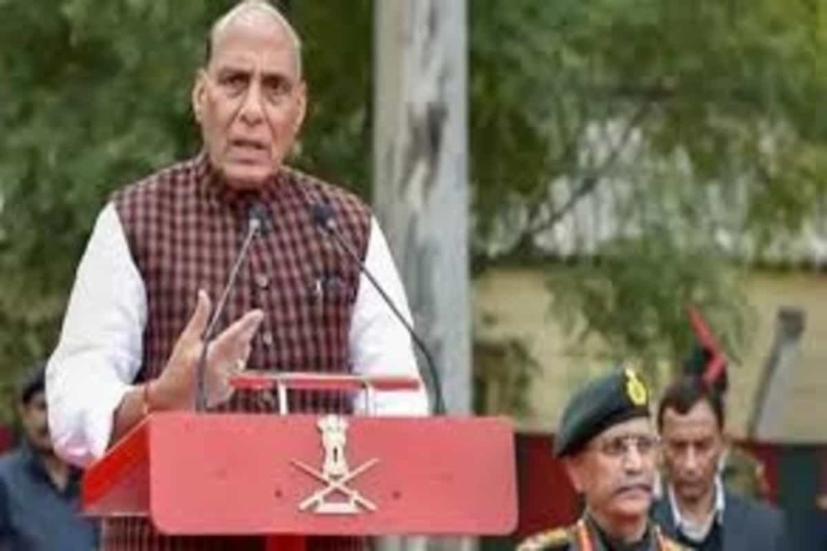 Need to avoid actions that may complicate situation: Rajnath