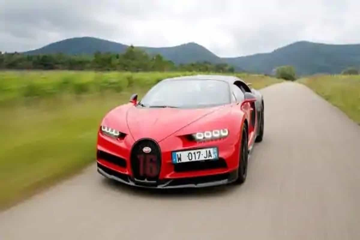 A recall worth millions: Bugatti to call back 77 units for potential faults