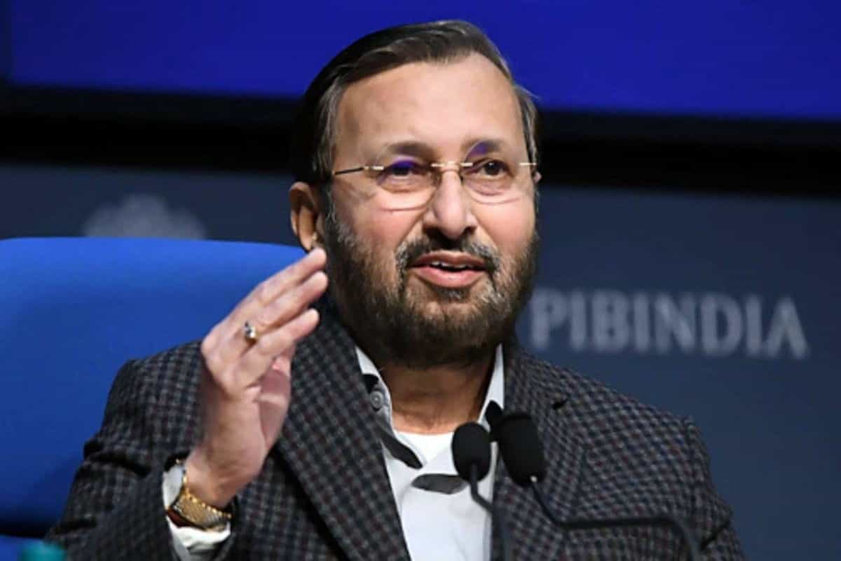 Not a protest site': Prakash Javadekar slams Rahul Gandhi for walking out of Parliamentary defence committee meet