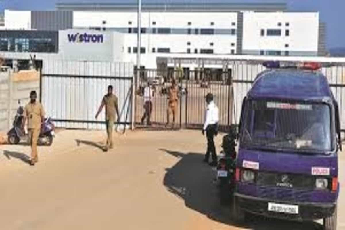 Wistron violence: Unrest may stress PLI push, Centre in damage control mode