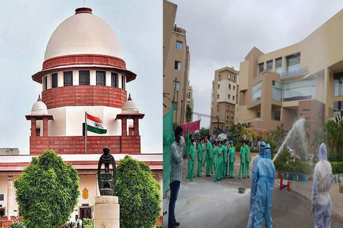 SC directs states to carry out fire safety audit of dedicated Covid hospitals