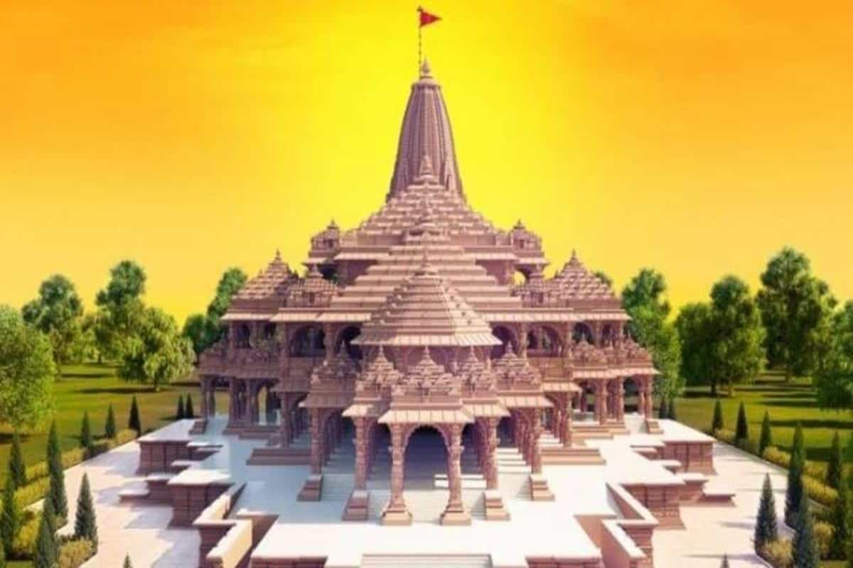 Ayodhya Ram temple Trust to seek donations from half of India