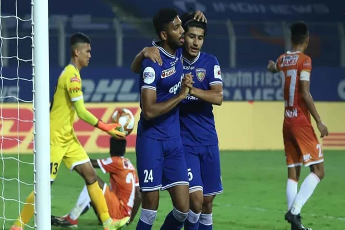 ISL 2020/21: For Chennaiyin, attack proving to be the best policy