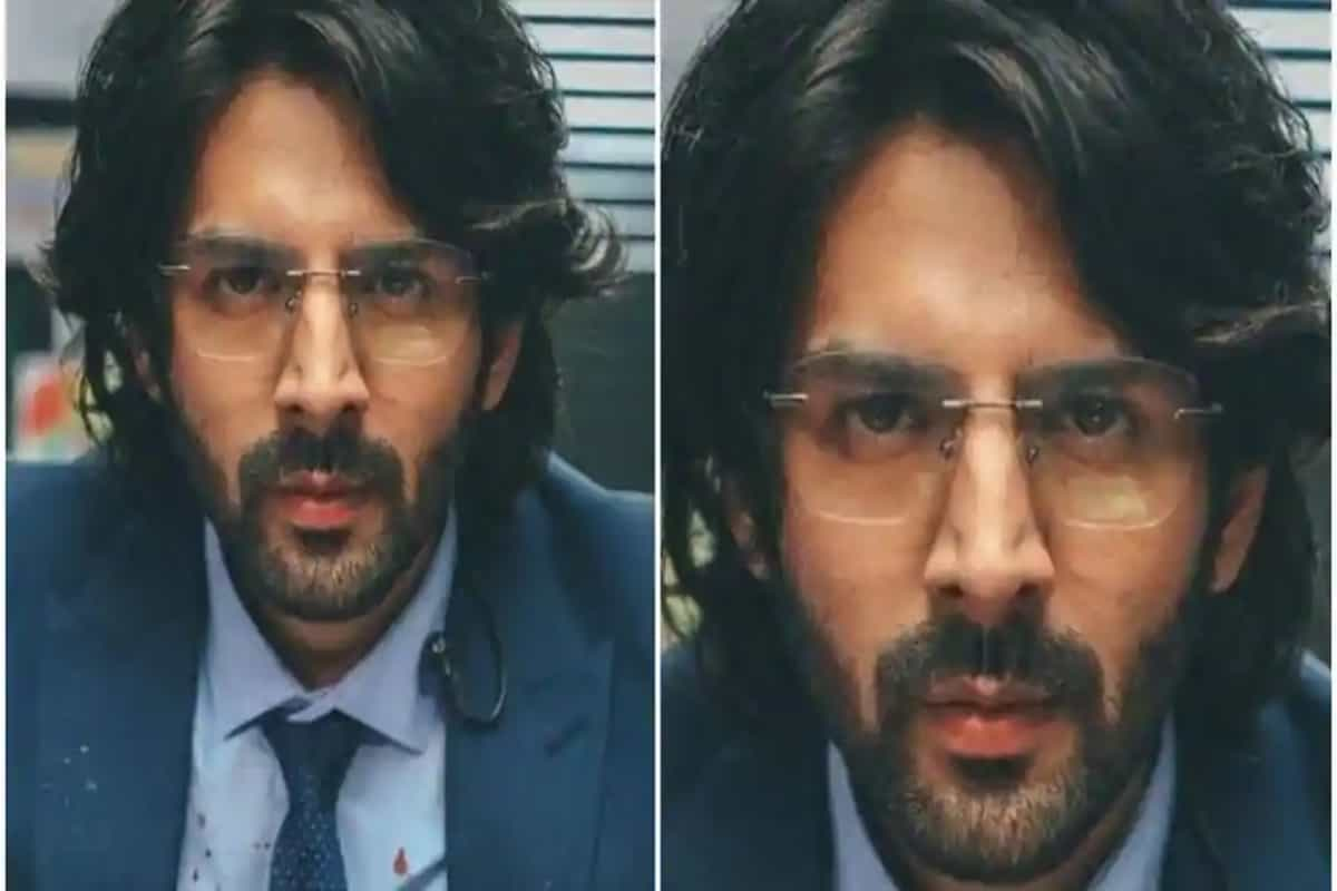 Dhamaka: Kartik Aaryan shares first look of his character Arjun Pathak from Neerja director's next