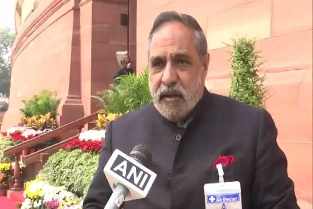 'Centre and state govts stood together in face of crisis': Congress leader Anand Sharma