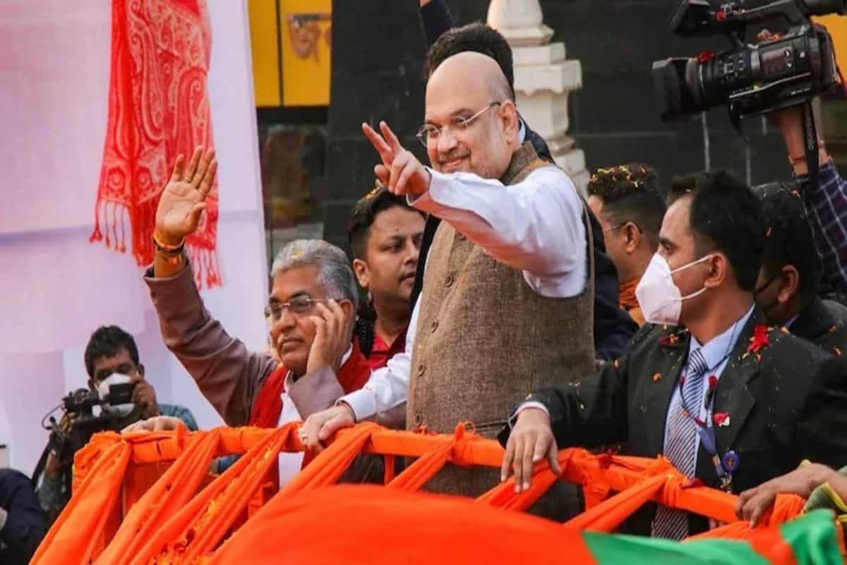 Amit Shah to again visit Bengal in January, attend BJP events in Kolkata, Howrah