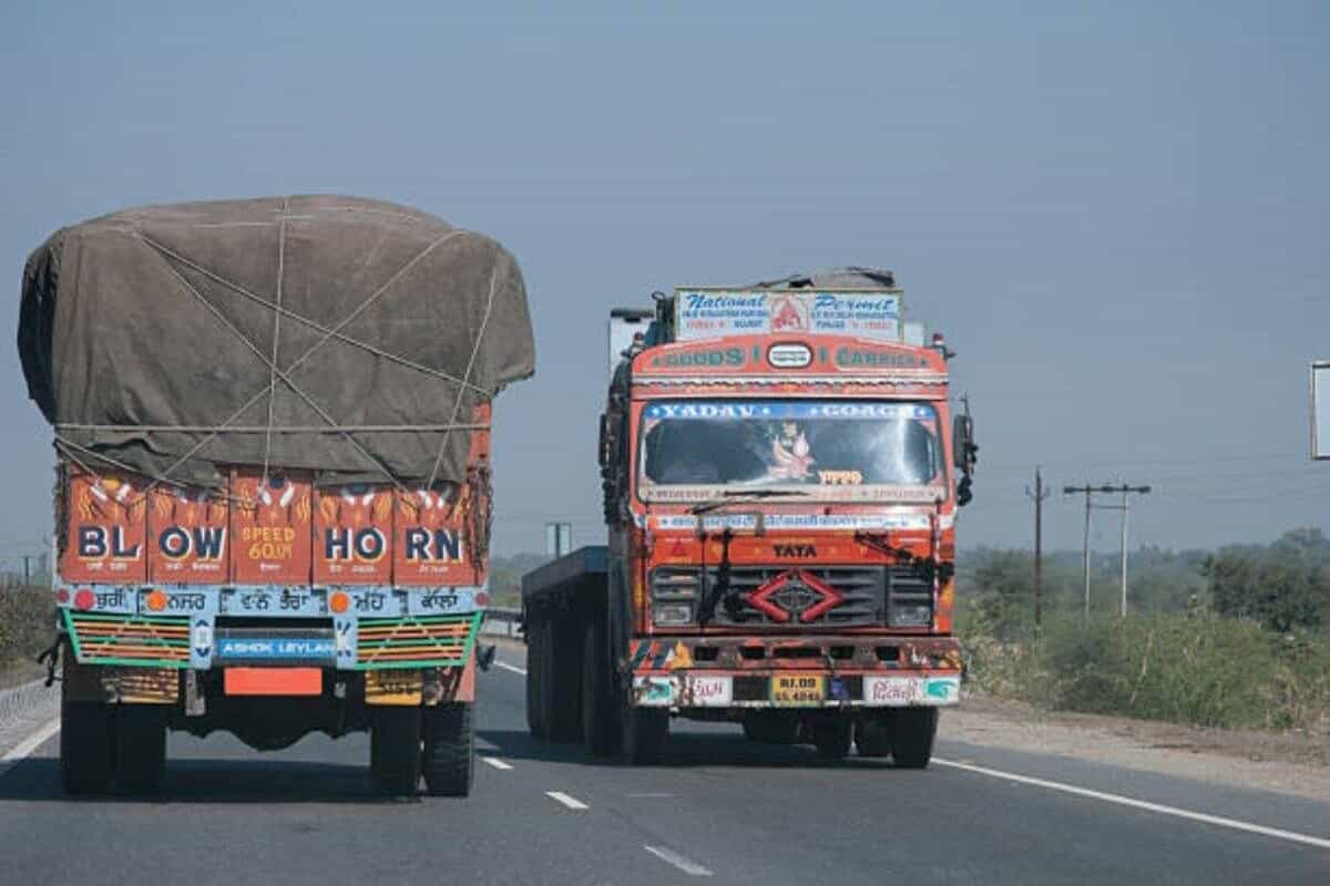 Haryana cracks whip on overloaded mining vehicles