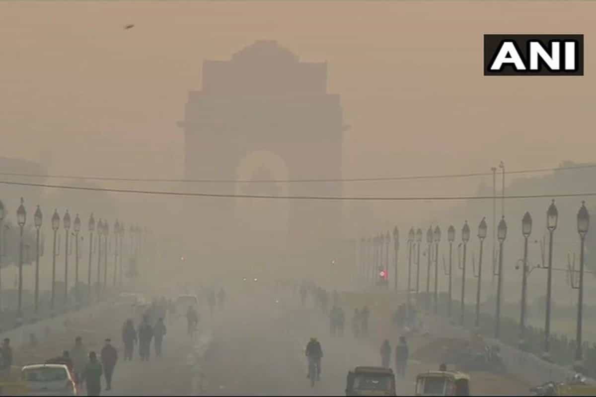 Air quality to worsen, temperature to drop in northwest as New Year approaches