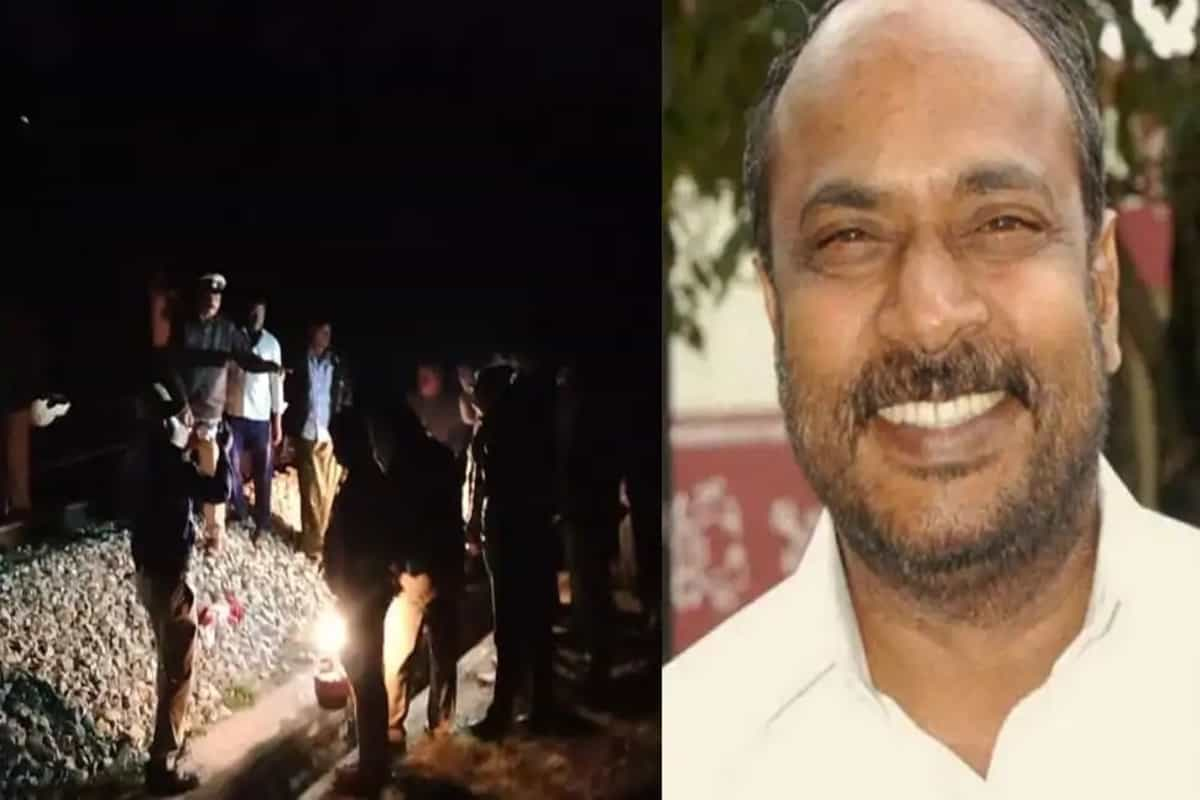 Karnataka Legislative Council Dy Chairman Dharmegowda found dead on train track, suicide note recovered
