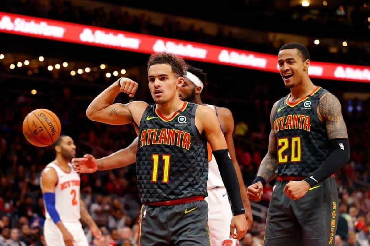 NBA 2020-21: New York VS Atlanta LIVE Streaming, TV Channel, Date, Timing, Results and Lineups