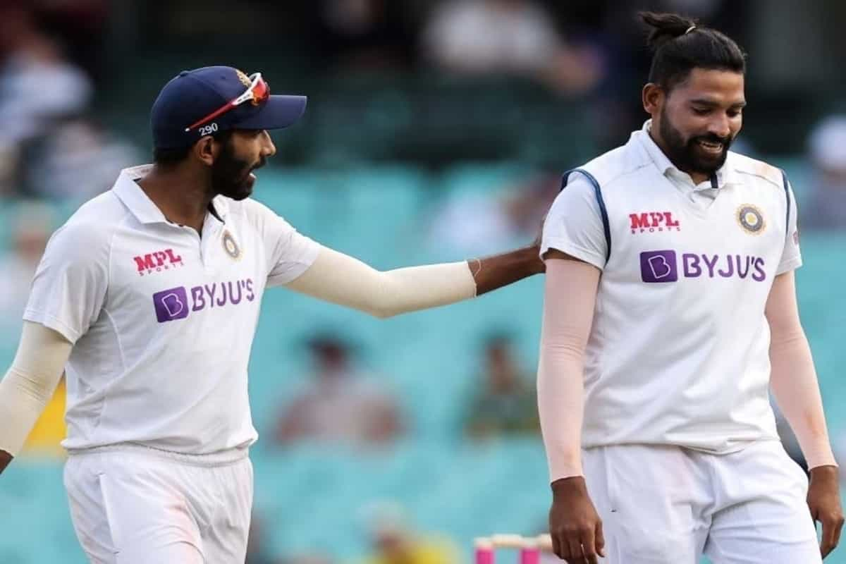 India lodge complaint of racial abuse against Siraj, Bumrah at SC: Report