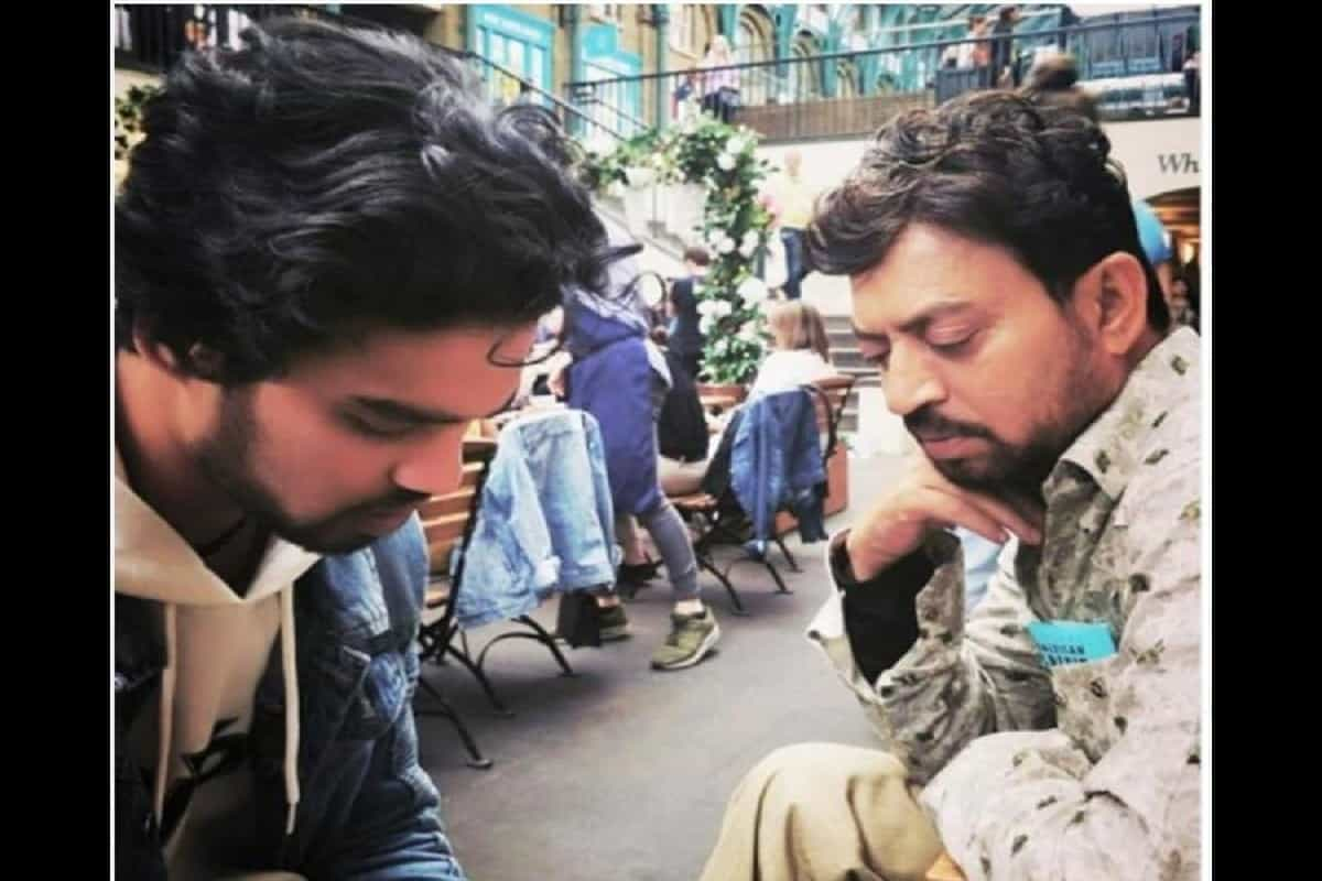 Irrfan's son Babil 'will start looking into offers' after his graduation in May