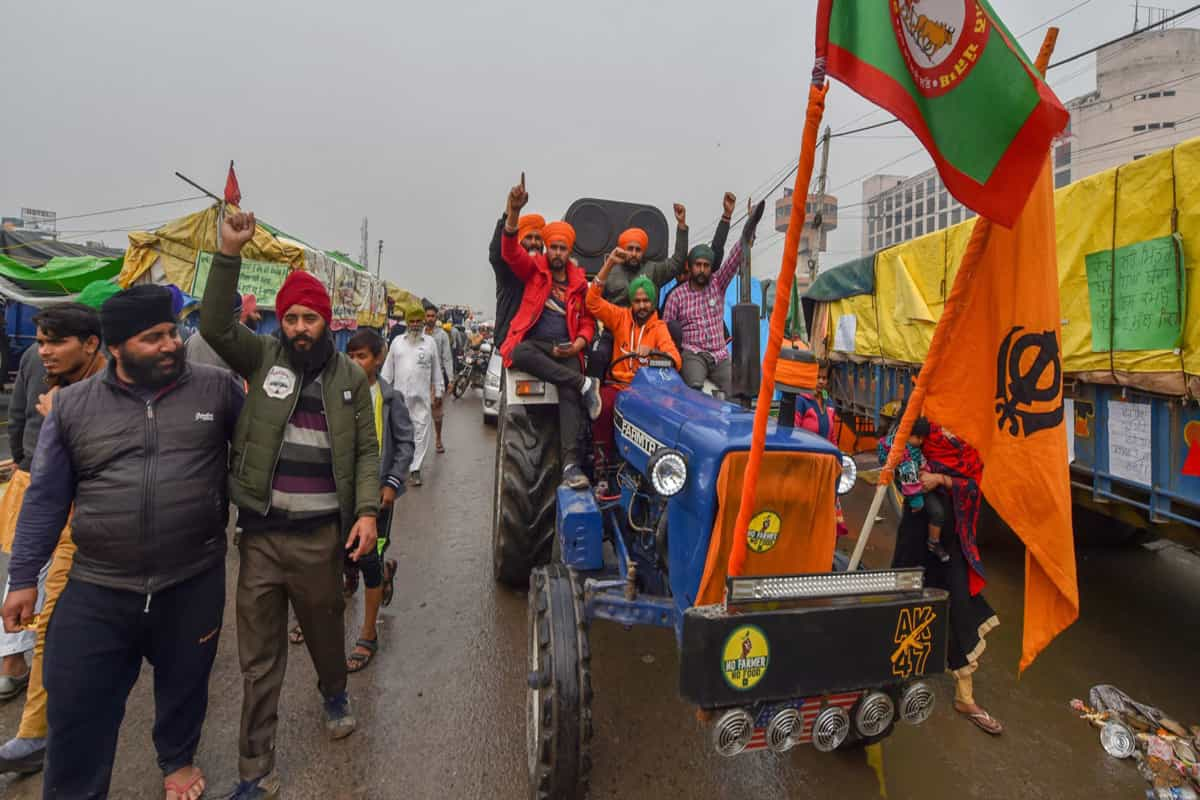 'Will not do that': Farmers' unions' to Supreme Court on Jan 26 tractor march