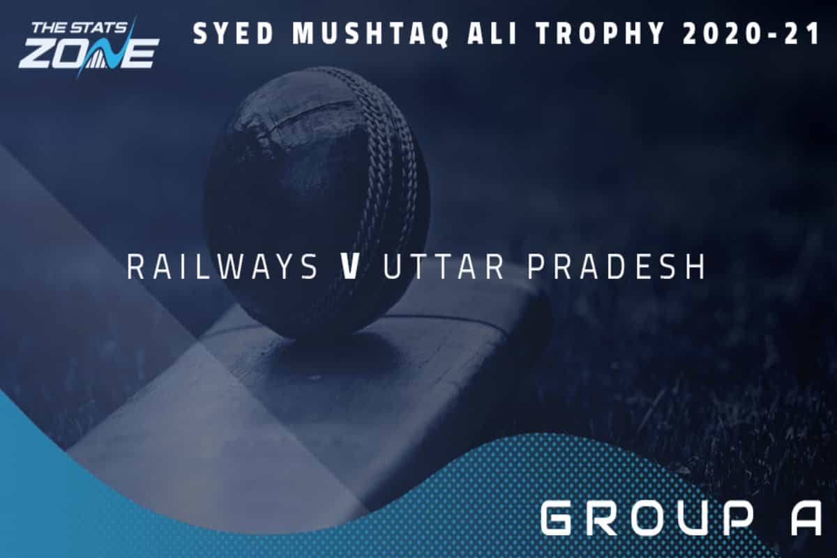 Syed Mushtaq Ali Trophy : Railways vs Uttar Pradesh  Live Streaming, Dream11 Team, Prediction, Squads