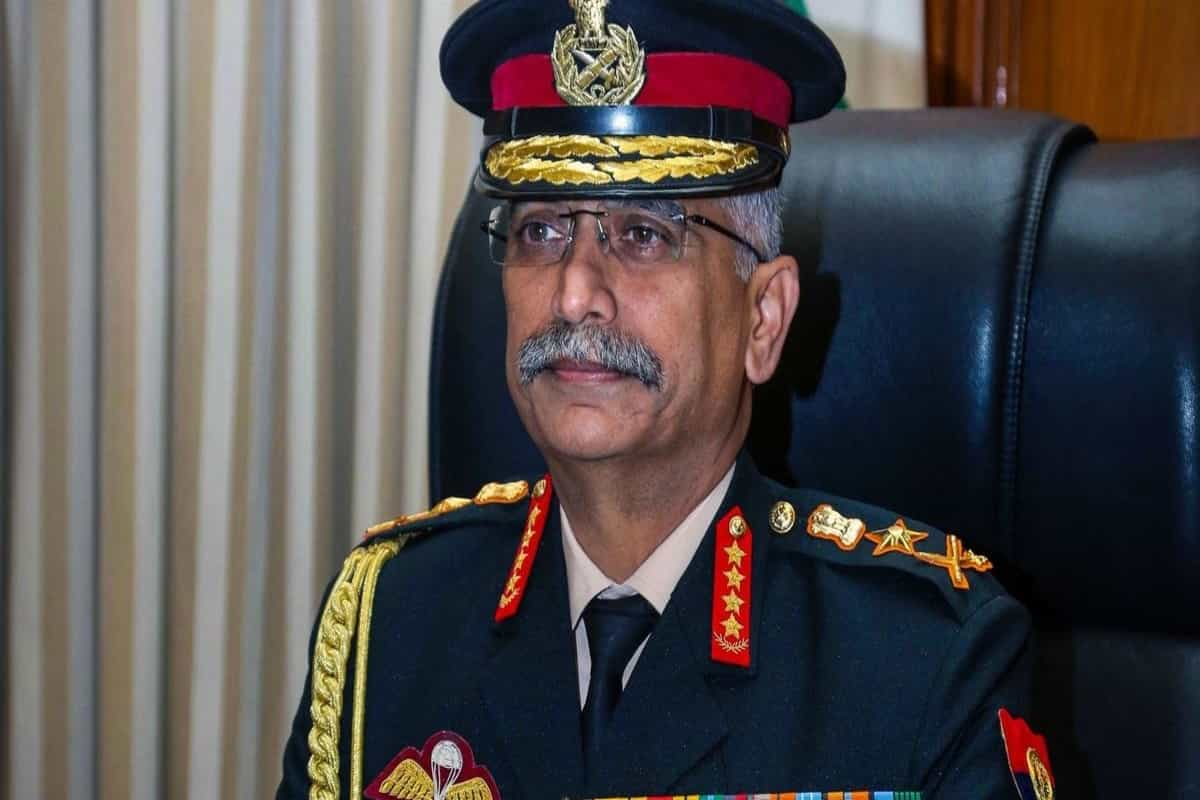 Army chief expects talks to resolve border row with China