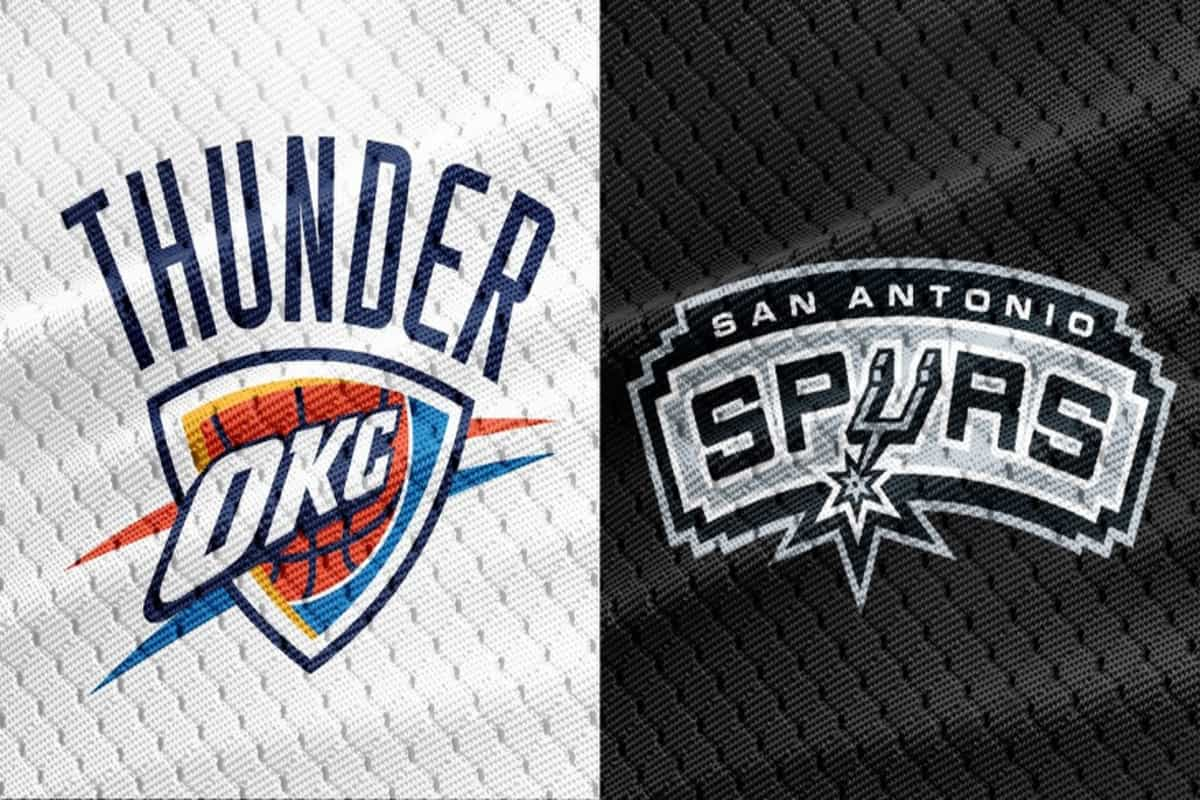 NBA 2020-21: San Antonio Spurs vs OKC Thunder LIVE Streaming, TV Channel, Date, Timing, Results and Lineups