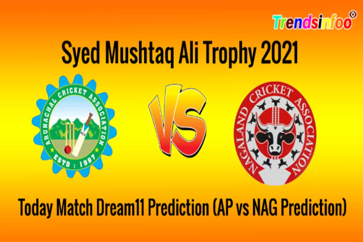 Syed Mushtaq Ali Trophy : Arunachal Pradesh Vs Nagaland Live Streaming, Dream11 Team, Prediction, Squads