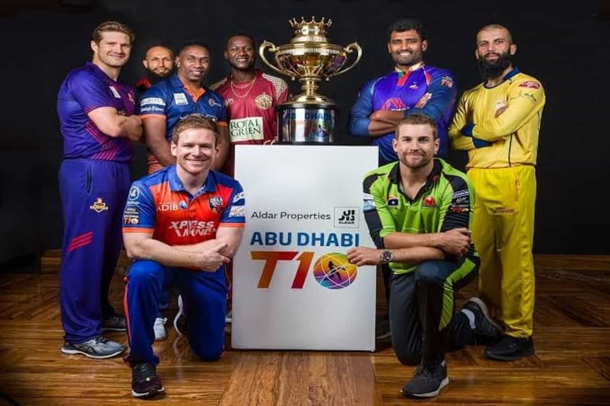 Abu Dhabi T10 League 2021: Schedule, Live Streaming, Venue, Teams, Squads, Fixtures, Date and India Timings