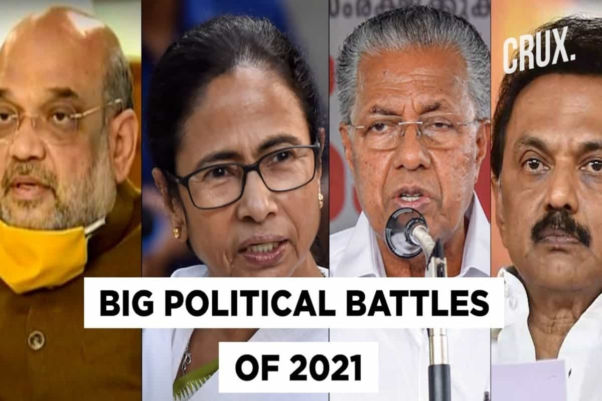 The year that will be: The political battles of 2021
