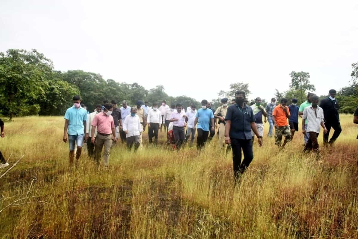 Violence erupts as police, villagers clash over proposed IIT-Goa campus