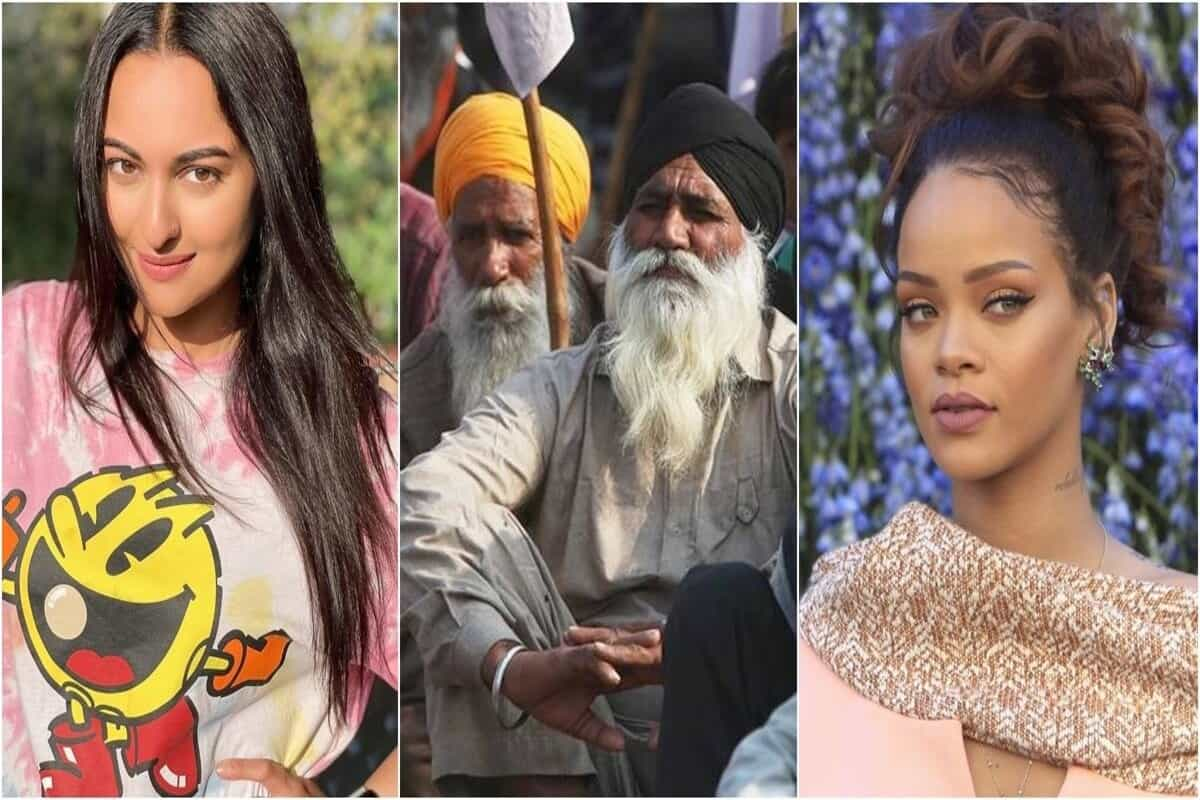 Sonakshi on celebs supporting farmers' protest: It's human to stand up for other humans