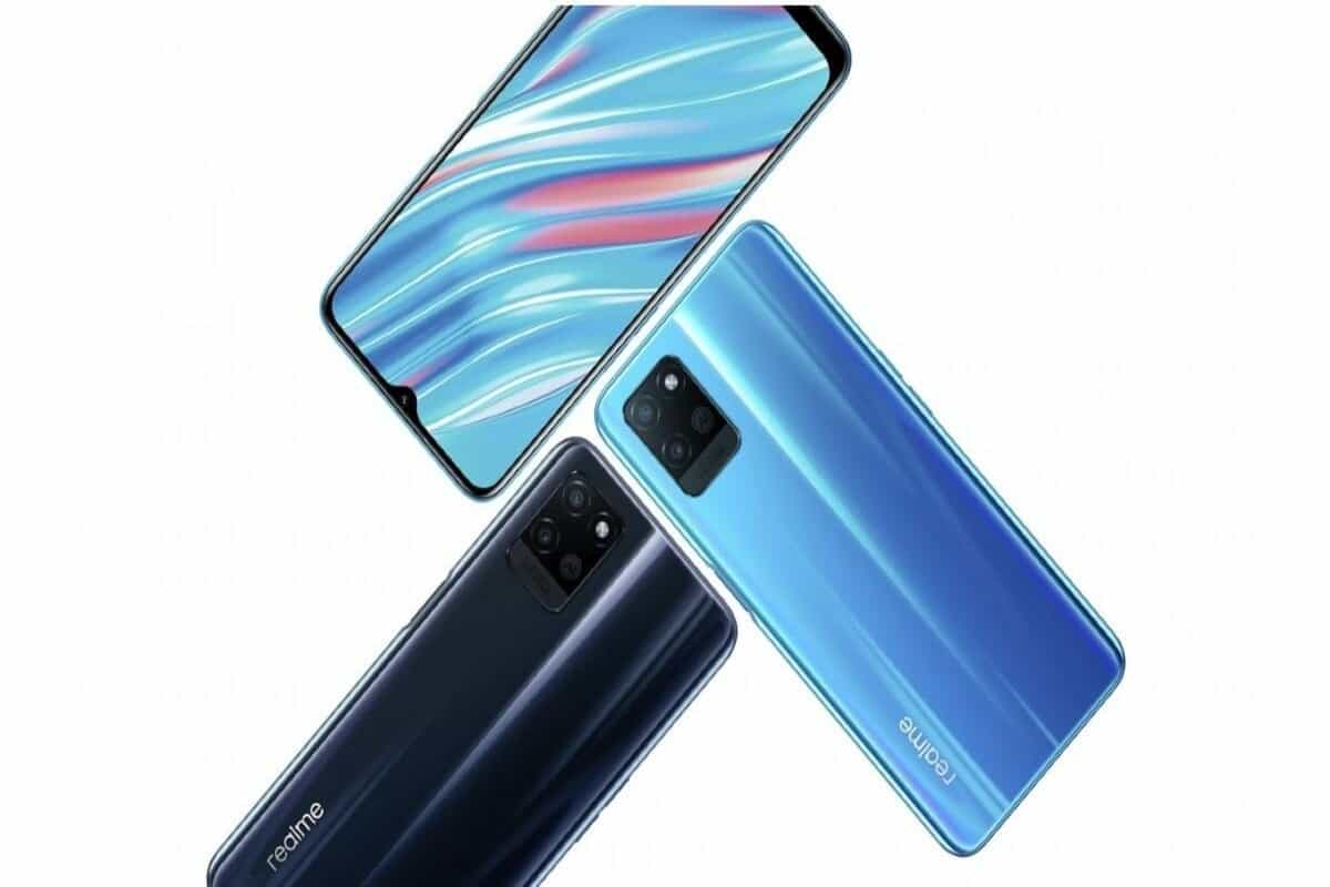Realme launches V11, the cheapest 5G smartphone in the world